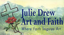 Julie Drew - Art and Faith