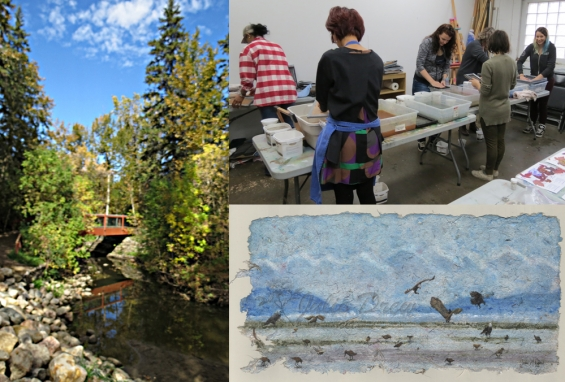 3 Workshops at the Paint Spot