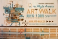 Art Walk July 5-7, 2019