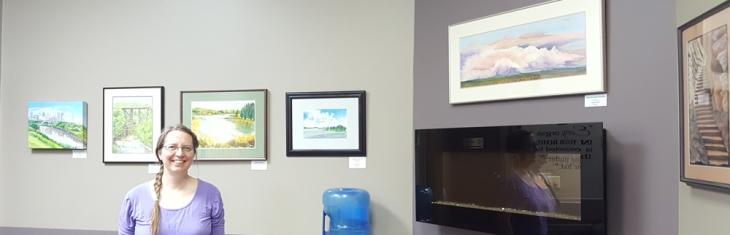 Alberta Landscapes Art Show